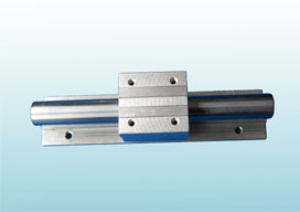 SBR round linear guide