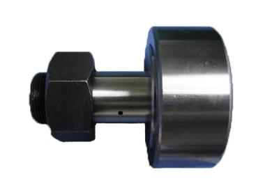 Wheel and pin bearing